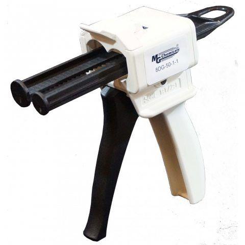 MG Chemicals Distributeur Pistolet pour cartouche 1: 1époxy de 50ml