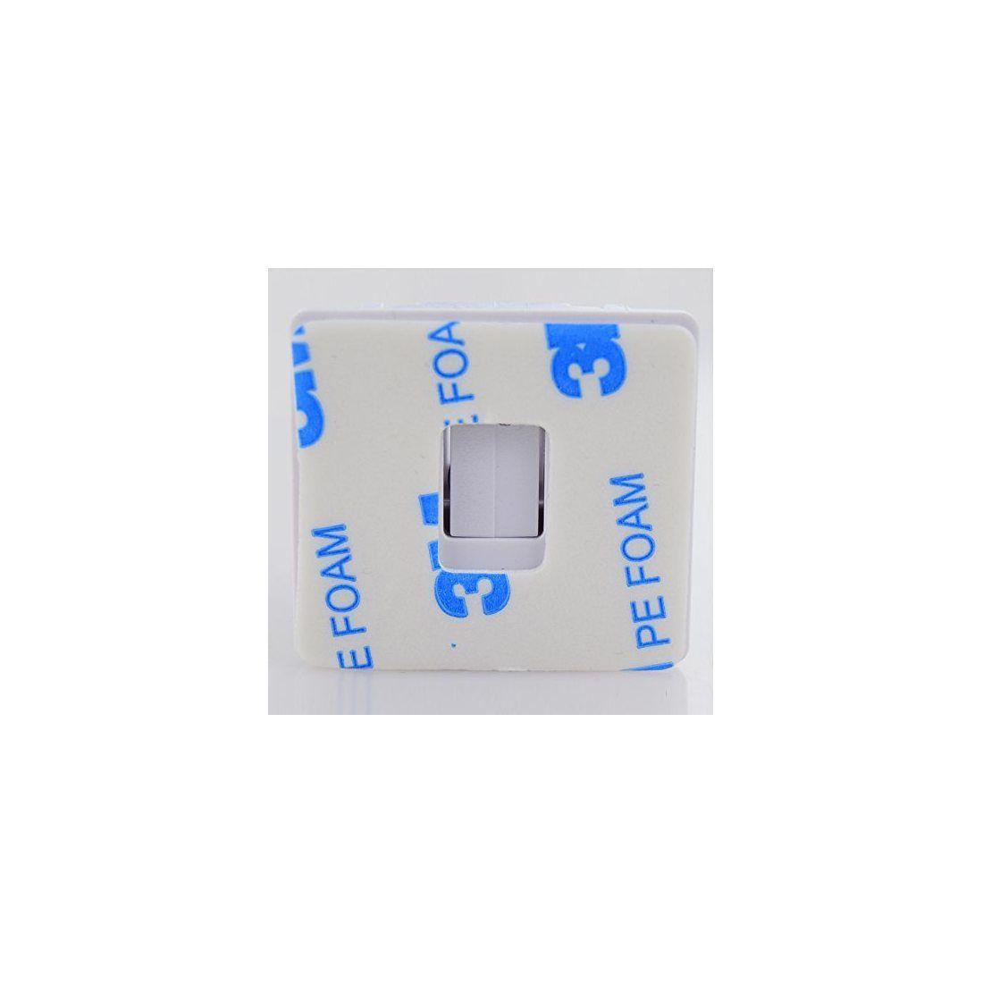 Bébé Magnétiques Placard Serrures de ORCHIDS (4 locks 1 clés) Enfant Sécurité Cabinet Sécurité Tiroir. Verrous Magnétique Blo