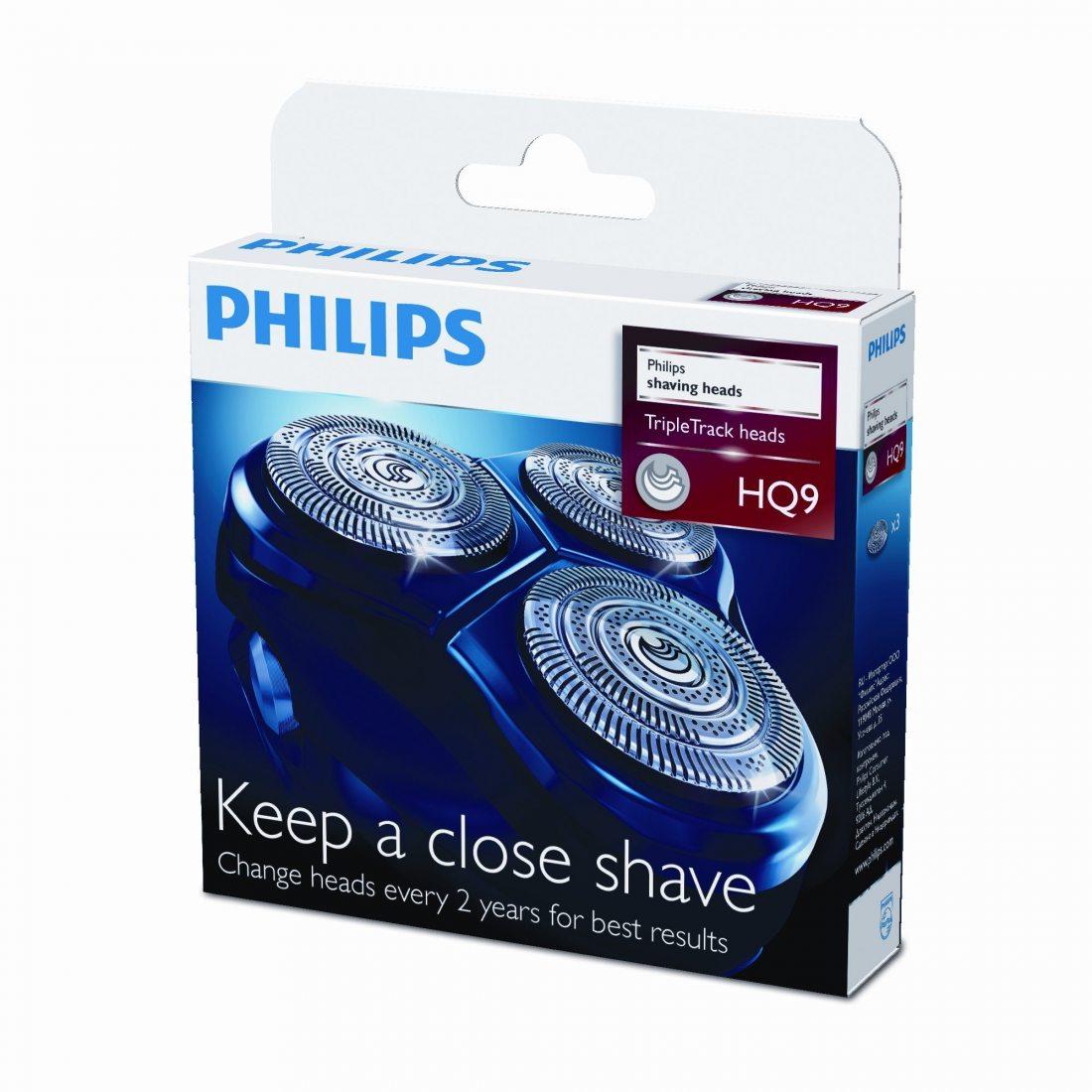 Philips HQ9/50 Lot de 3 têtes de rasage Speed-XL