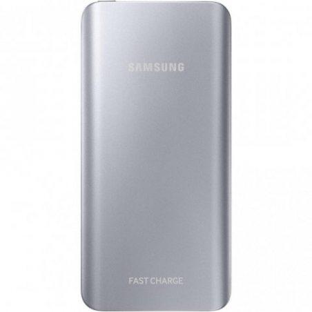 Samsung Batterie Externe 5200 mAh avec Charge Rapide Argent