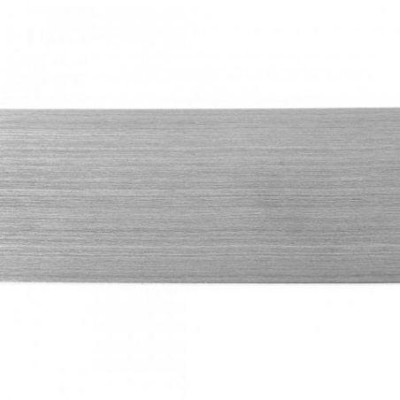Spatules coudées à pâtisserie Chefarone - Couteaux lisses pour glaçage et nappage, Lot de 3 (noir)