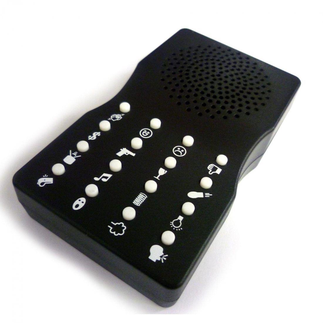 Boîte à sons - Faites sortir tous les sons que vous voulez avec ce superbe gadget