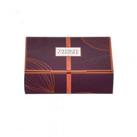 Yankee Candle Coffret Cadeau de 6 Bougies Votives, Cire, Multicolore