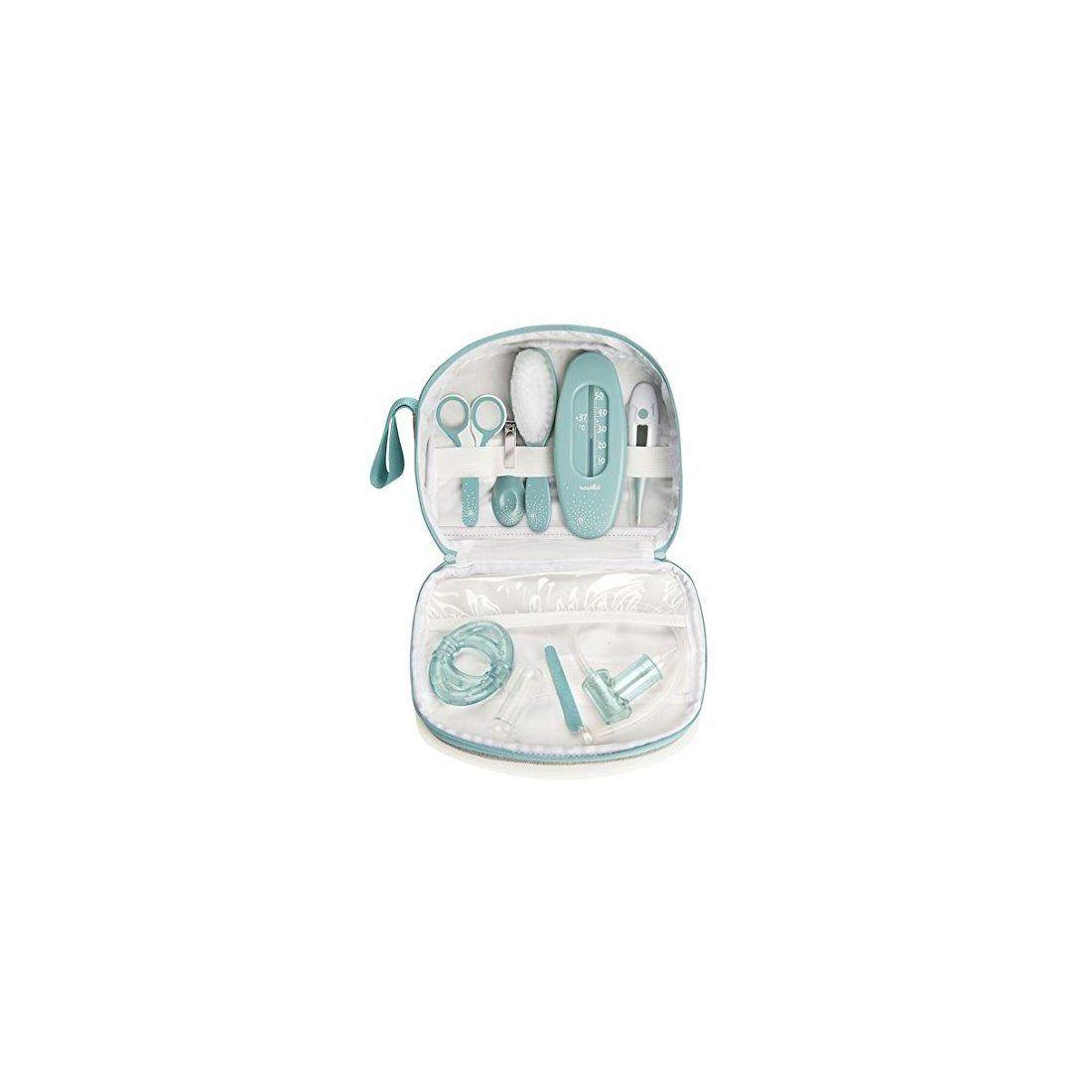 Babymoov Trousse de Soin Bébé Compact 9 Accessoires Inclus