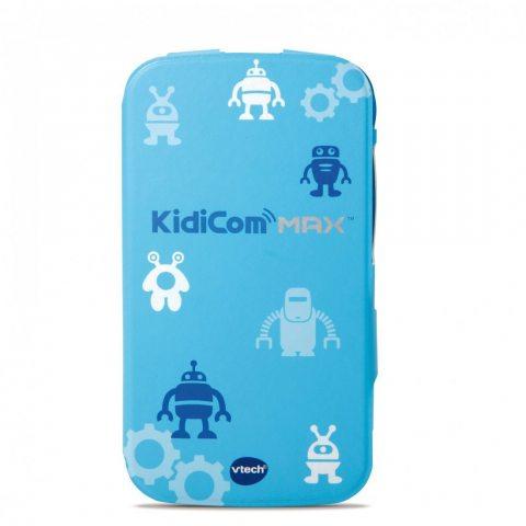 VTech - 401649 - Kidicom Max - Etui de Protection - Bleu