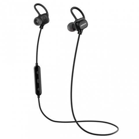 Mpow Écouteurs Bluetooth Sport sans Fil ,Oreillettes CVC6.0 Réduction de Bruit,Casque Étanche IPX7 Ecouteur Intra Auriculaire