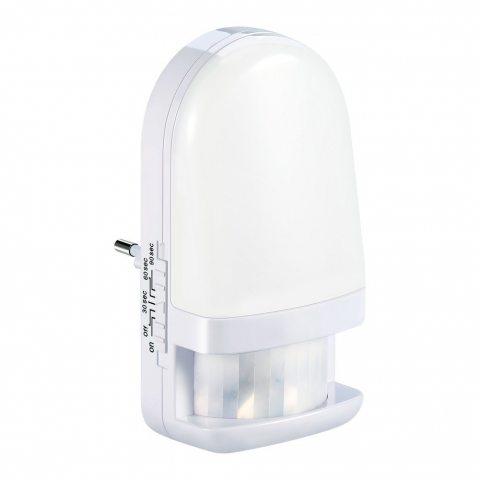 Veilleuse LED avec Détecteur de Mouvement et Capteur de crépuscule emotio nLite Multi Timer kinders Veilleuse pour kinders Ch