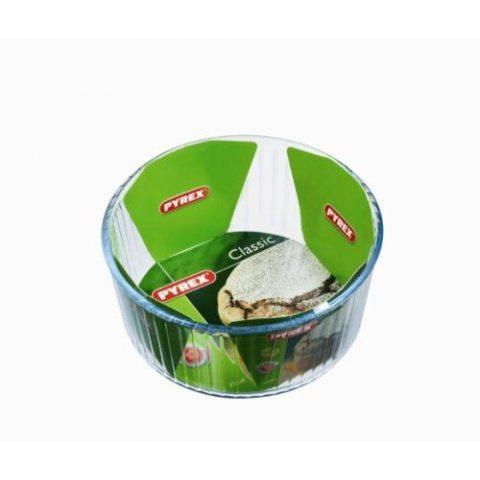 Pyrex 1040908 Souffle Dish, 21 cm