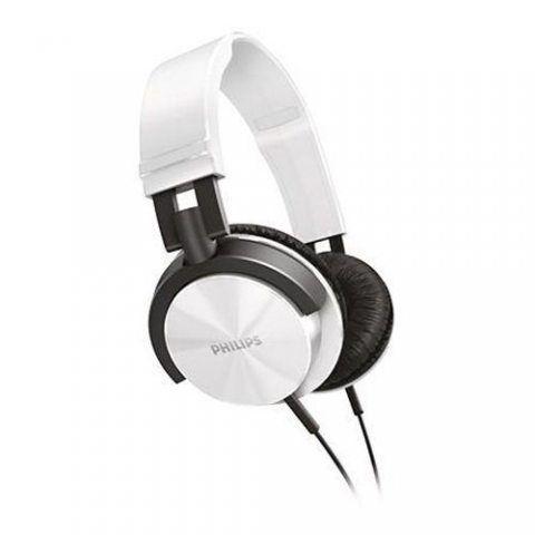 Philips - SHL3000WT/00 - Casque à Arceau - Ultra Léger - Blanc