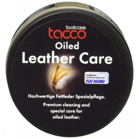 tacco Oiled Leather Care, Semelles Mixte Enfant, Transparent (Multicolor), 50.00 ml
