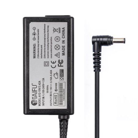 TAIFU 65W Alimentation Ac Adaptateur pour Asus N17908 V85 R33030 EXA0901 XH Laptop. Toshiba Satellite L735 L740 L745D L730 L7