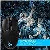 Logitech G Pro Souris Gaming (Tournament Edition utilisé par Esport Players) RVB avec 6 Bouttons Programmables  - Noir