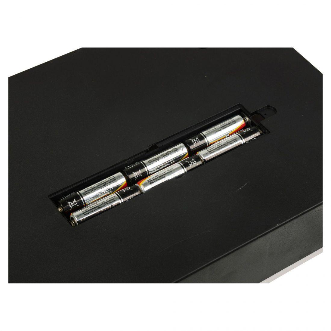 A4 lumière LED BOITE cinématographique Tableau à messages avec 84 caractères lettres, nombres et symboles