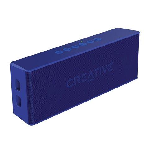 Creative MUVO 2 Enceinte Bluetooth Bleu