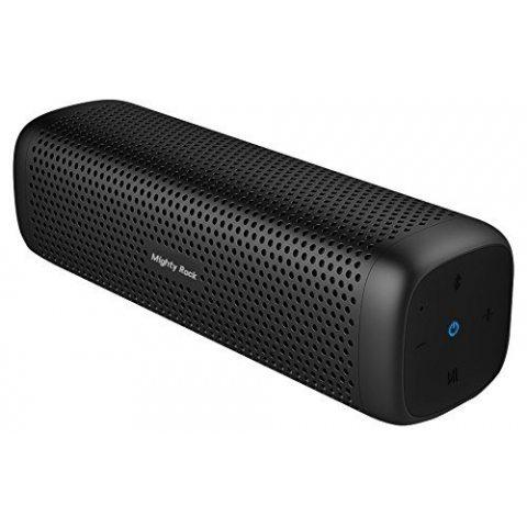 Haut-parleurs Bluetooth Mighty Rock 6110- Portables, sans fil, avec des basses profondes 16W - 12heures de lecture - Robus