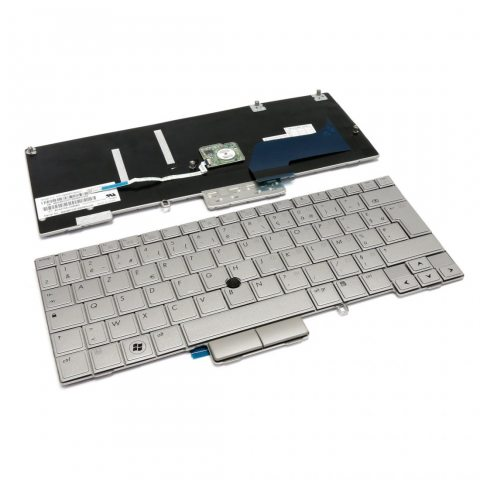 Clavier Français FR pour ordinateur PC Portable HP EliteBook 2760P MP-09B66F064421__0001, NEUF garantie 1 an, NOTE-X / DNX /