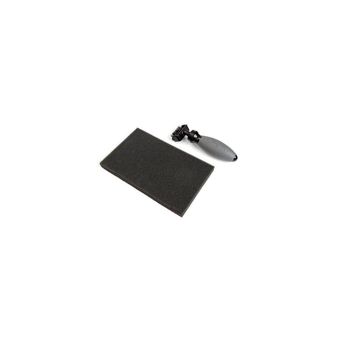 Sizzix 660513 Accessoire Die Brosse Coussinet de Mousse pour Pochoir Très Fin