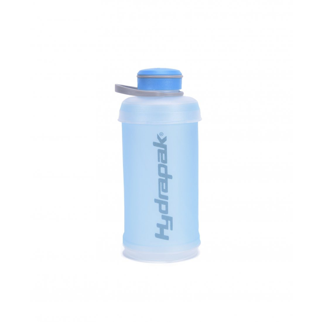 HYDRAPAK STASH 750 COLLAPSIBLE WATER BOTTLE 750 ML (BLUE)