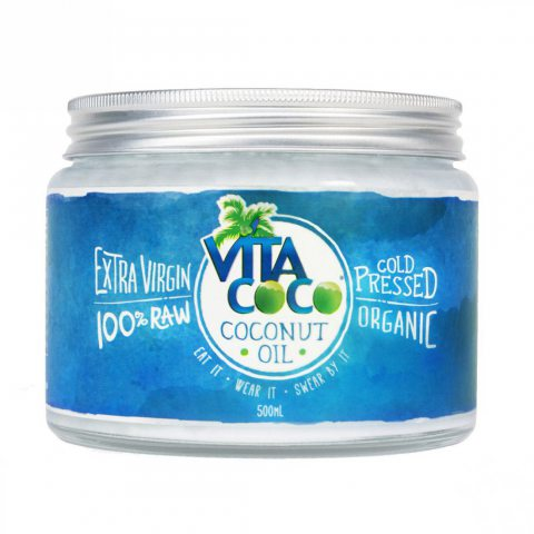 Vita Coco Organique Supplémentaire Coco Vierge 500Ml D'Huile