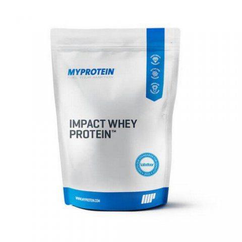 My Protein Impact Whey Protéine Saveur Banana Stevia 1 kg