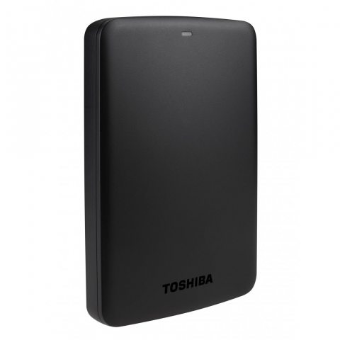 "Toshiba Canvio Basics 1 To Disque dur externe portable (6,4 cm (2,5""), USB 3.0) Noir"