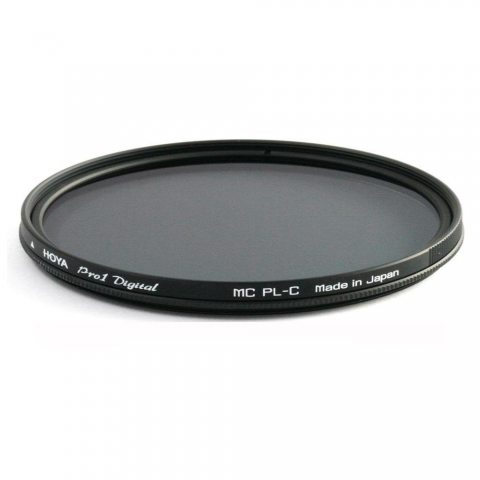 Filtre polarisant circulaire Ø72,0mm Pro1D HOYA