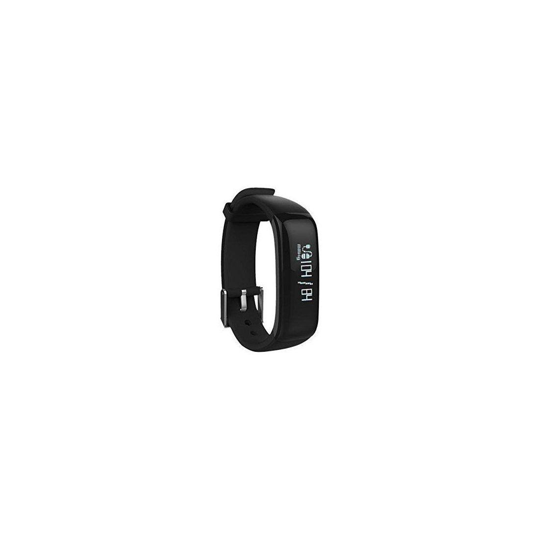 WEE'PLUG Bracelet sport connecté Bluetooth SB18 NOIR