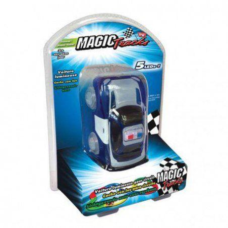 Magic Tracks - Voiture Lumineuse de Police Un Circuit Encore Plus Incroyablement Amusant Brillant dans Le Noir - Vu à la Télé