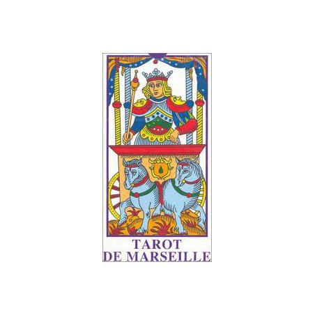 Tarot de Marseille Jodorowsky (jeu sous blister)