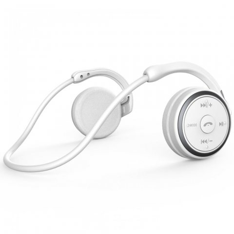 Casque Bluetooth Sport Écouteurs Leger - Ecouteur Pliable Sans Fil,Wireless Headset,Oreillette Iphone,Stable 38g,Facile à Por