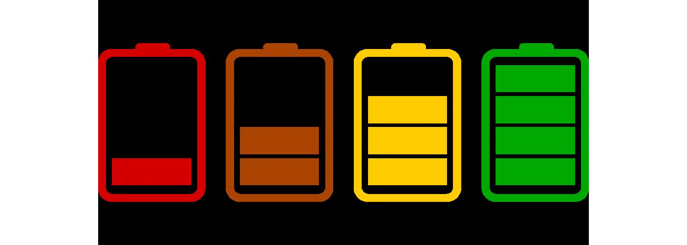 Notre rayon batteries de remplacement